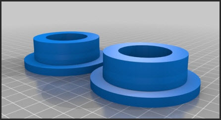 Design 1 - Spool Spacer 1